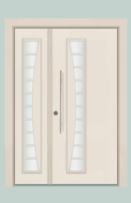Superlock Ghana Security Doors V 0020 26 Double Door 0028 18
